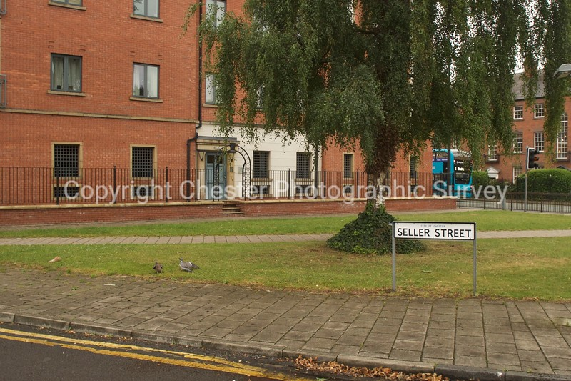 Lincoln House: The Square: Seller Street: Boughton