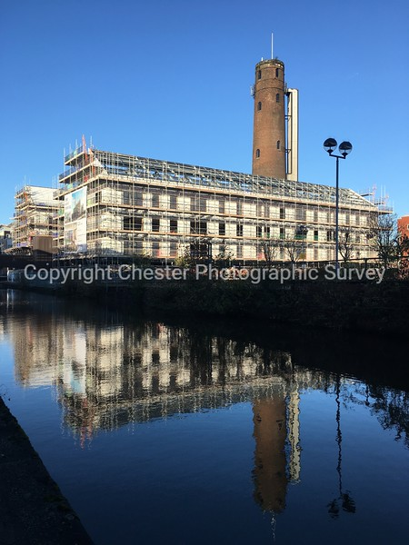 Shot Tower and Leadworks: Shot Tower Close