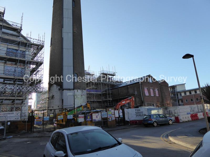 Shot Tower Apartments: Shot Tower Close: Boughton