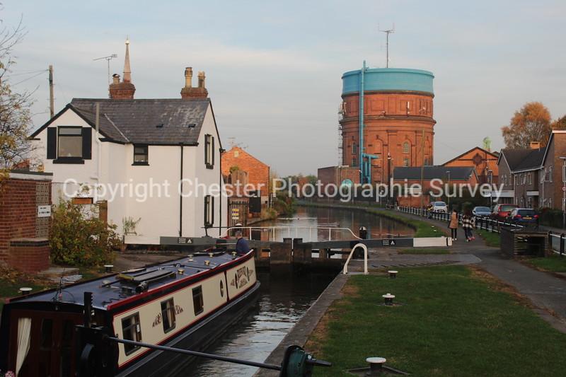 Shropshire Union Canal: Boughton