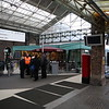 Ticket Barriers: Chester Railway Station: Station Road