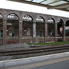 Platform 3 wall: Chester Railway Station: Station Road