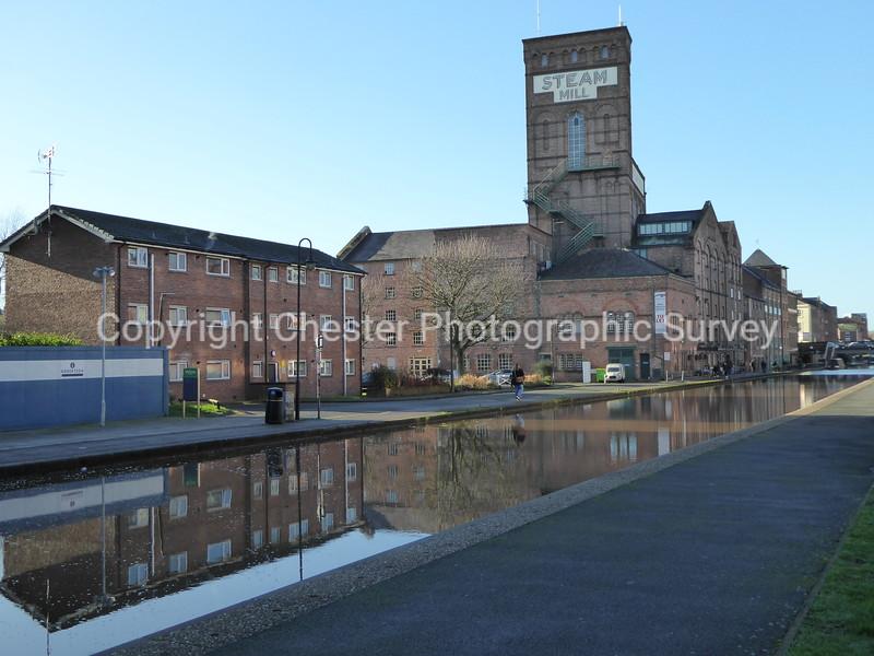 25-35 Steven Court: Artichoke and Steam Mill: Steam Mill Street: Boughton