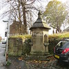 Drinking Fountain adjacent to St Giles Cemetery: The Mount