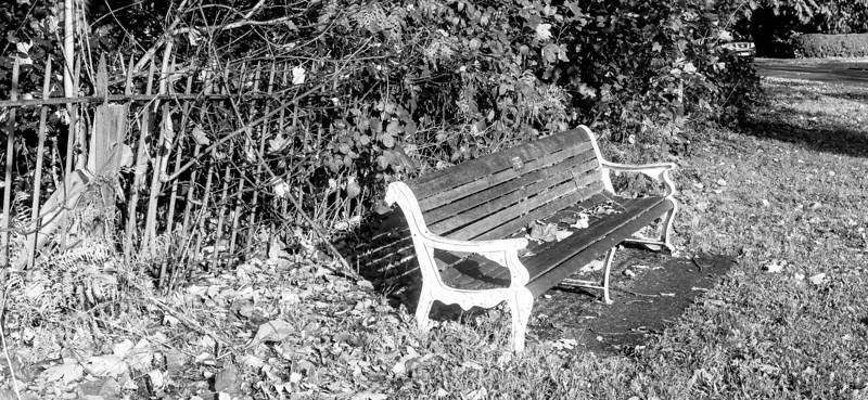 Bench, Boughton, Northampton