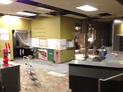 Rénovations BoulZeye 3 au 9 juin 2013