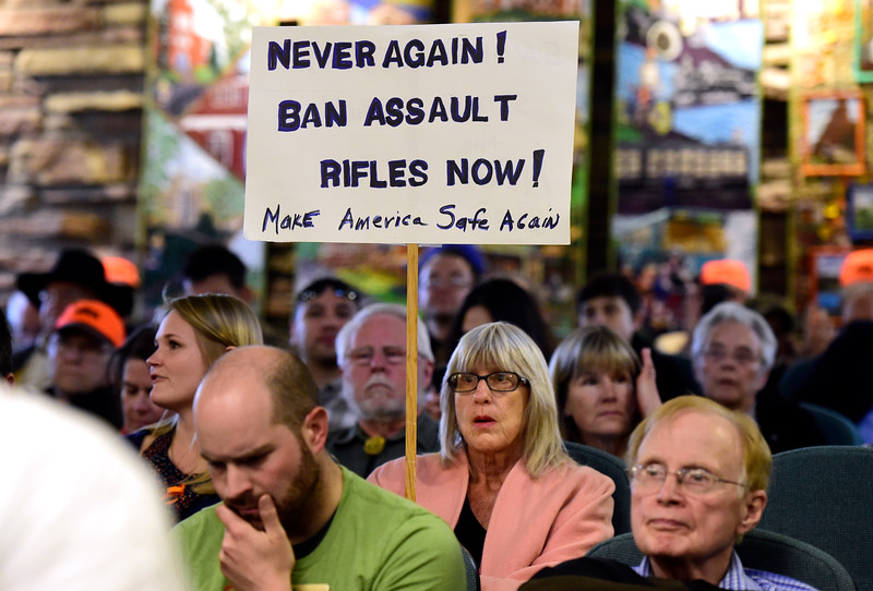 Boulder Assault Rifle Ban