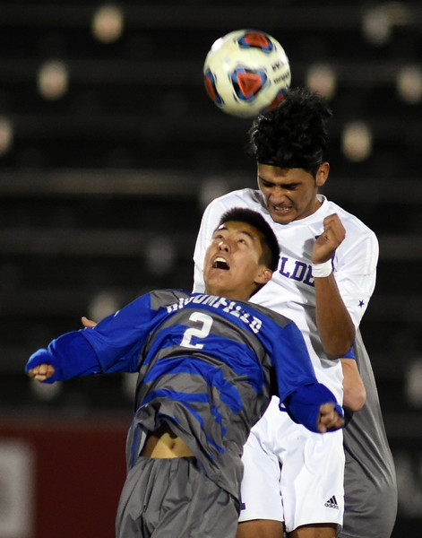 Boulder Broomfield 5A Boy's State Soccer