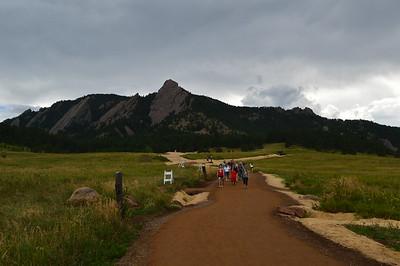 Boulder CO scenery