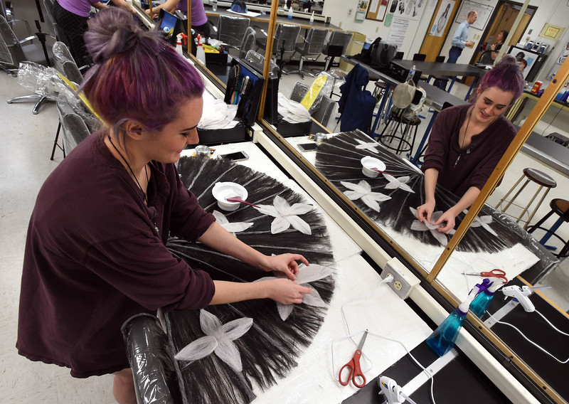 Arapahoe Ridge High School, Boulder CTE Art Show