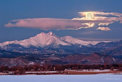 Twin Peaks Moon