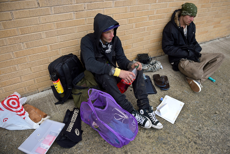 HOMELESS COORDINATED ENTRY