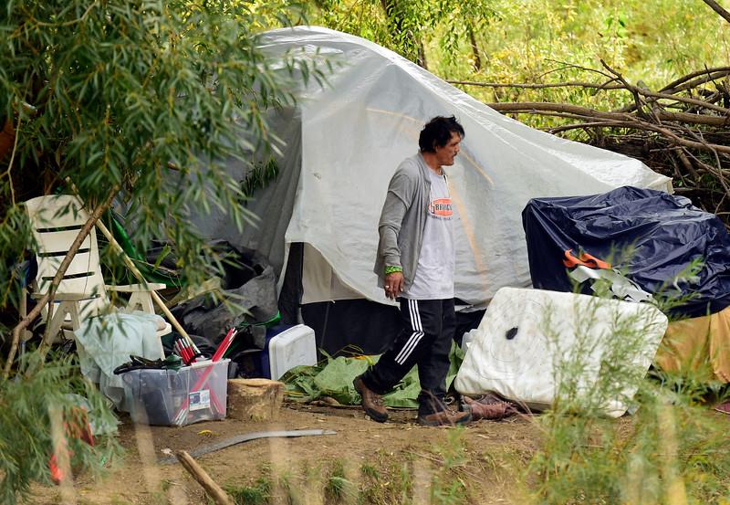 Longmont Homeless