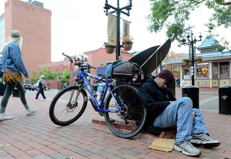 Boulder Homeless