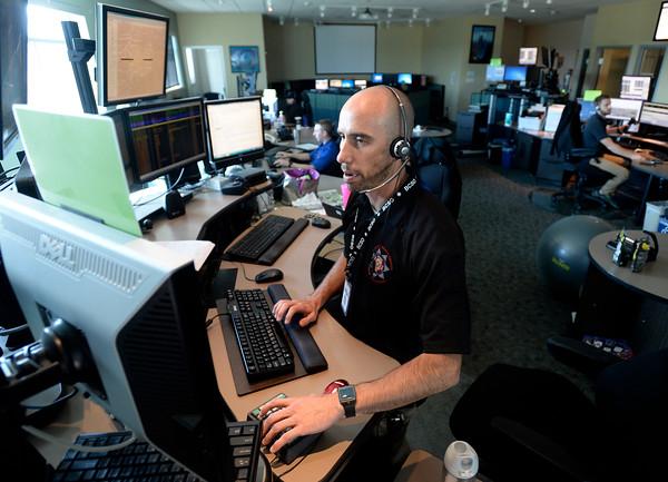 Sheriff's Dispatchers