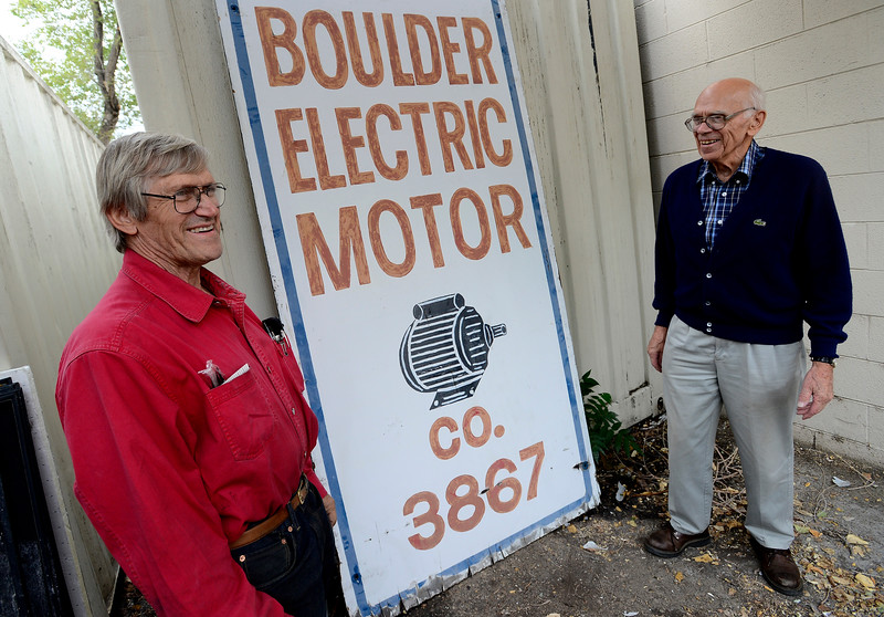 Boulder Electric Motor Closing