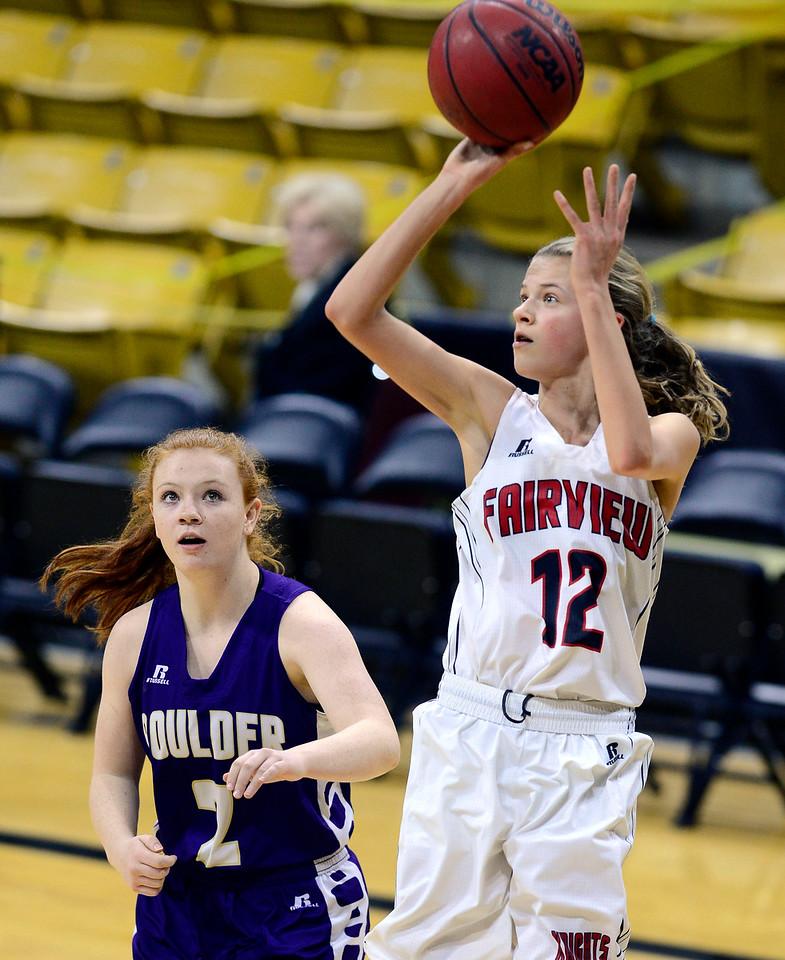Boulder Fairview Girls Basketball  BHSFHSGirls118BHSFHSGirls118B