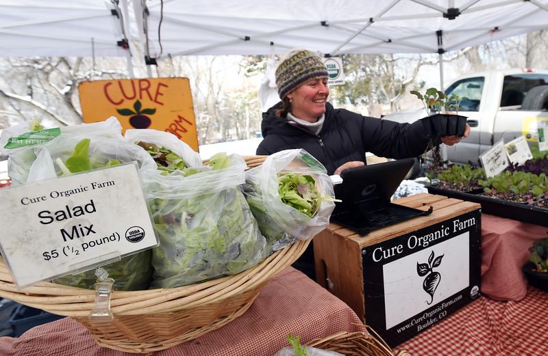 1st Boulder Farmers Market