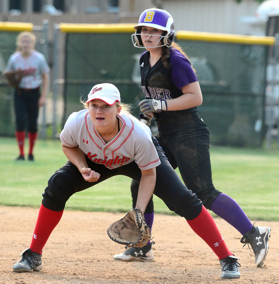 FAIRVIEW VS BOULDER SOFTBALL