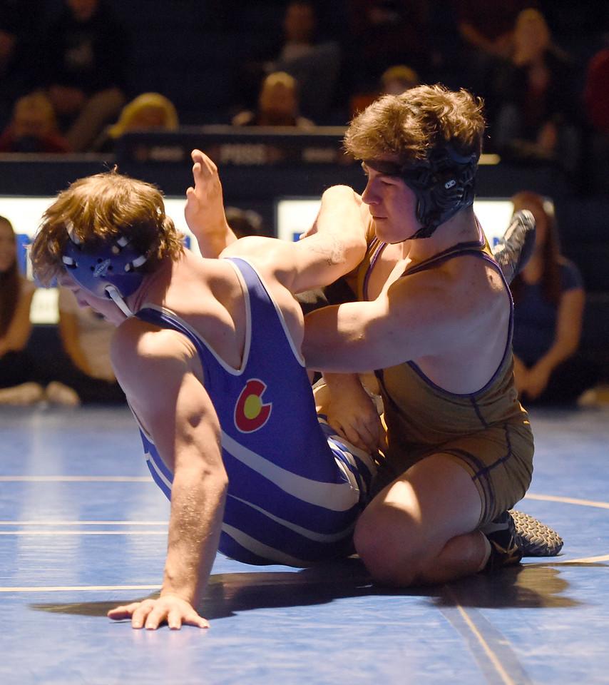 Boulder at Longmont Wrestling  Boulder Longmont Wrestling48Bould