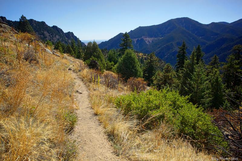 Walker Ranch to Eldorado Springs Trail Run...Heaven in #Boulder