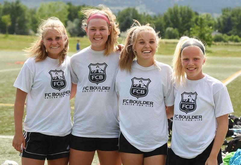 Boulder u17 Soccer