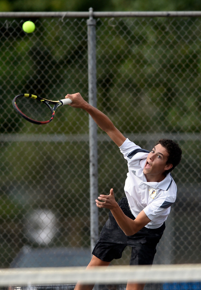Boulder vs Broomfield Tennis
