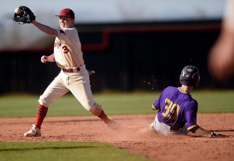 Fairview vs Boulder Baseball