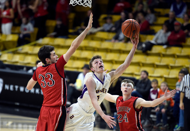 Boulder vs Fairview Boys Hoops