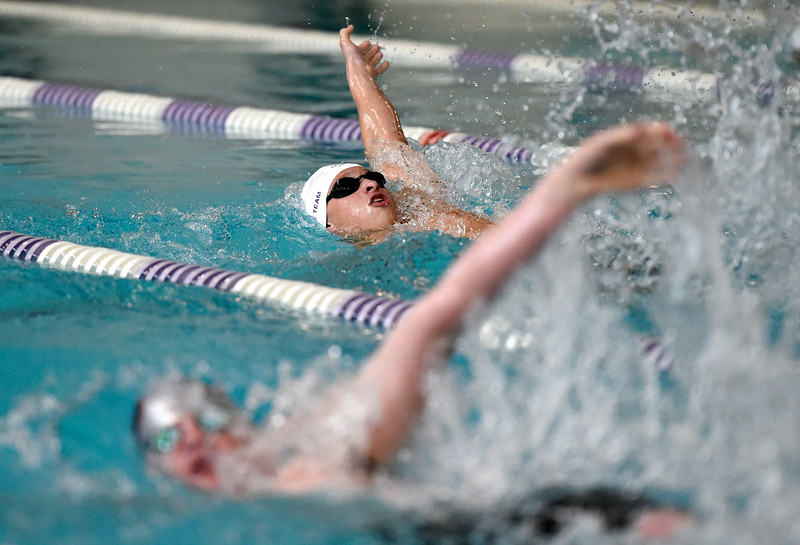 Boulder vs Fairview Boys Swimming