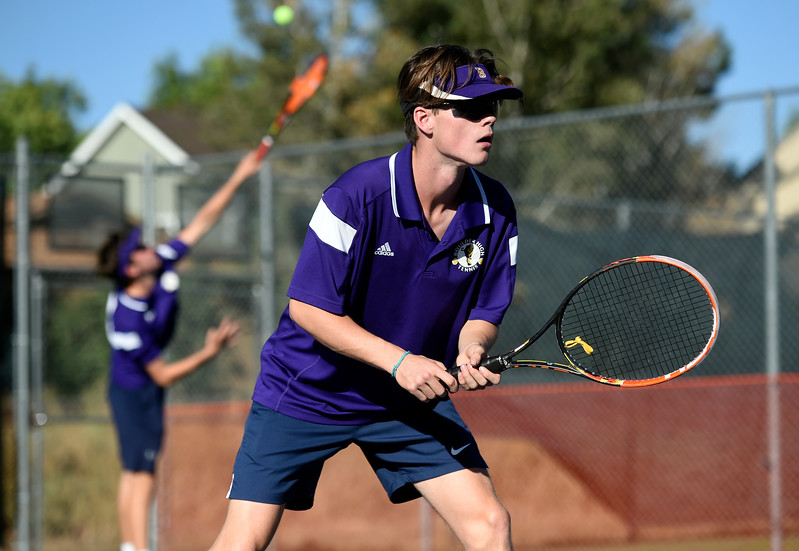 Boulder vs Fairview boys tennis