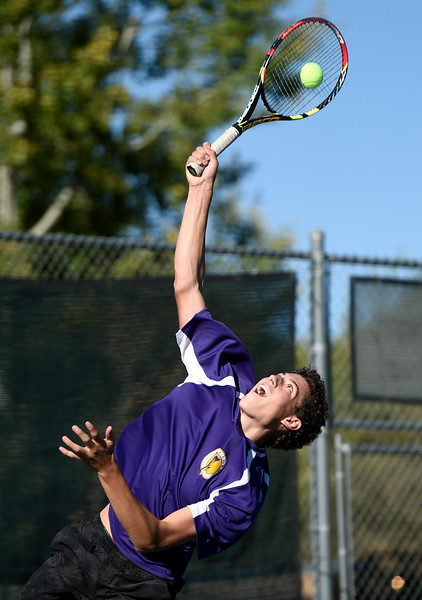 Boulder vs Fairview boys tennis