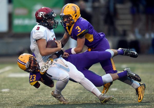 Boulder vs Fairview Football