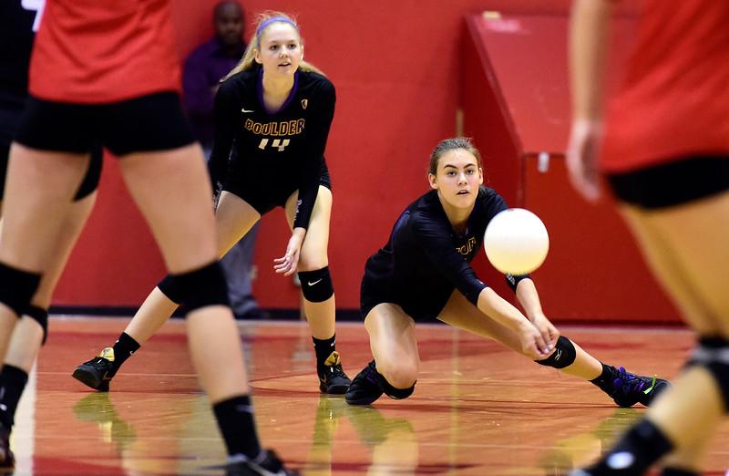 Boulder vs Fairview Girls Volleyball