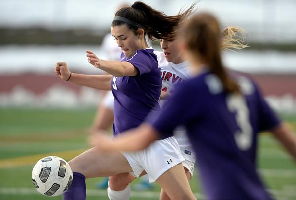 Boulder vs Fairview Girls Soccer
