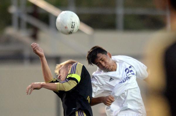 Boulder vs Fort Collins Boys Soccer