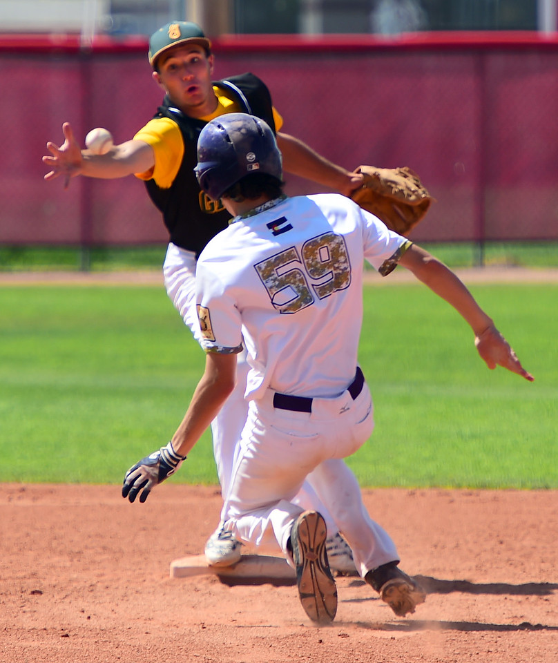 Boulder and Greeley in Legion A Tournament