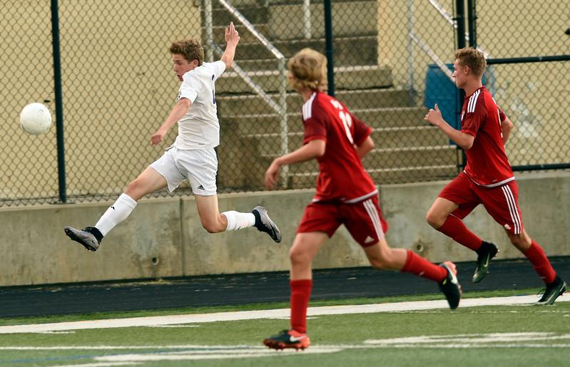 Boulder vs Heritage Boys Soccer