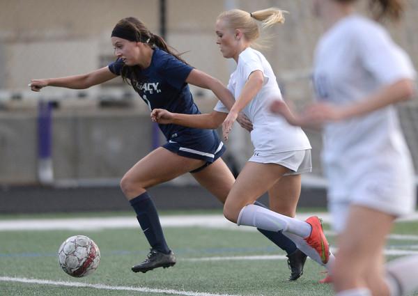 Boulder vs Legacy Girls Soccer