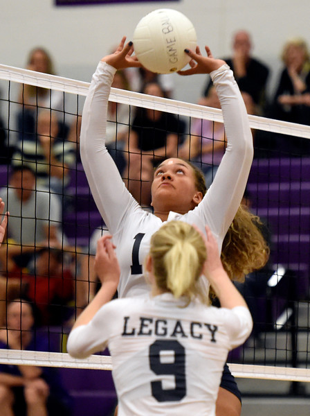 Boulder vs Legacy Volleyball