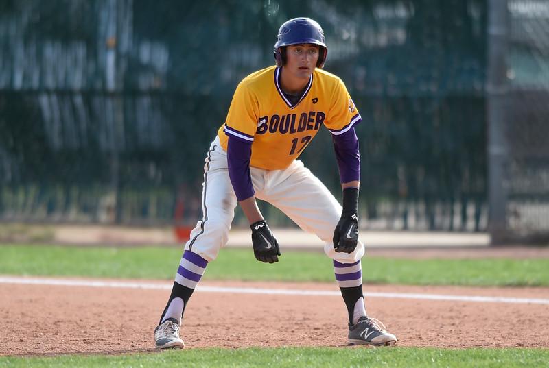 Boulder vs Monarch Baseball
