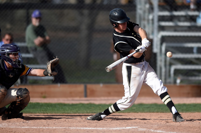 Boulder vs Monarch Baseball