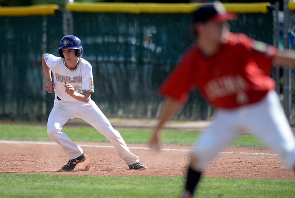 Boulder vs Salina NIT Baseball