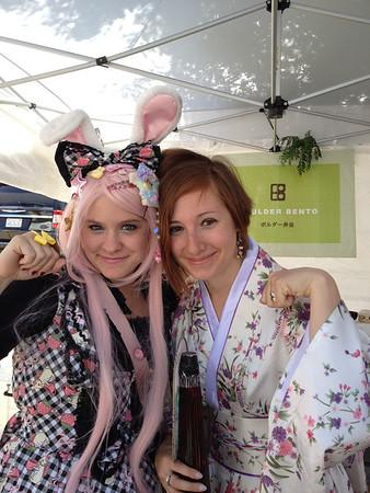 Denver Cherry Blossom Festival '13
