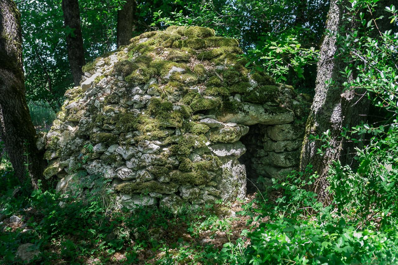 Cabane de berger près de Mèric