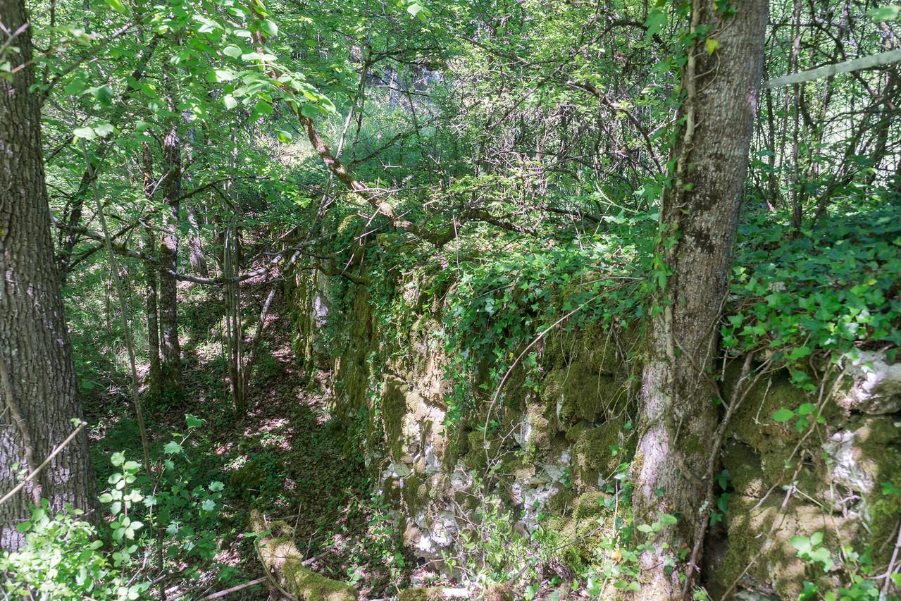Rampe près de Tourtel