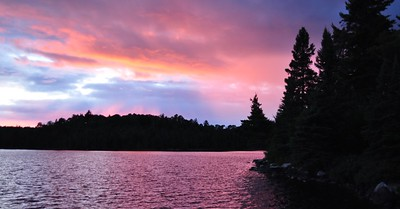 Wilderness Volunteers: August 2015 Boundary Waters Canoe Area Wilderness Service Project