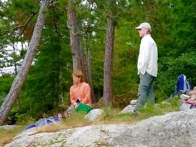 Wilderness Volunteers: 2017 Boundary Waters Canoe Area Wilderness Service Trip