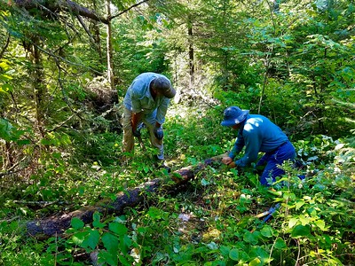 Wilderness Volunteers: 2017 Boundary Waters Canoe Area Wilderness Service Trip