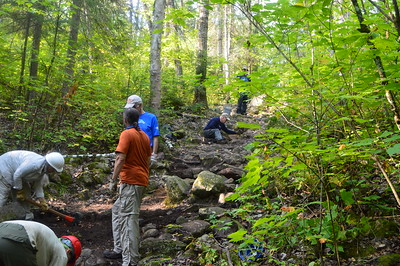Wilderness Volunteers: September 2015 Boundary Waters Canoe Area Wilderness Service Project